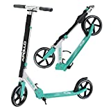 Apollo XXL Wheel Kick Scooter 200 mm - Phantom Pro Menthe est Un City Scooter Trotinette de,...