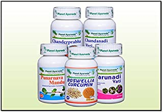 IC Care Pack - Ayurvedic Remedy for Interstitial Cystitis by Planet Ayurveda