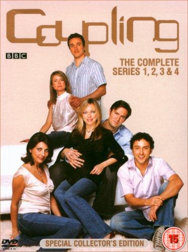 Coupling - The Complete Series 1-4 Box Set Reino Unido DVD