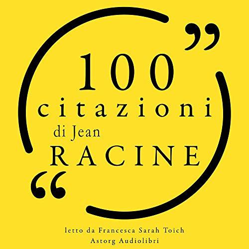100 citazioni di Jean Racine Titelbild
