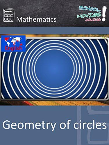 Geometry of circles - School Movie on Mathematics
