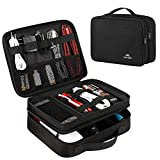 Matein Electronics Travel Organizer, Watreproof Electronic Accessories...