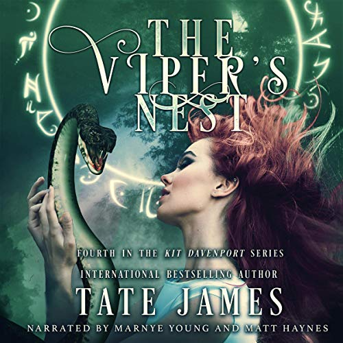 The Viper's Nest: Kit Davenport, Book 4