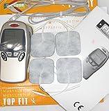Top Fit Finess EMS TENS dispositivo ondulato per allenare i muscoli
