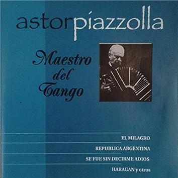 Maestro del Tango - Album Azul