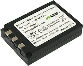 olympus li 10b replacement battery