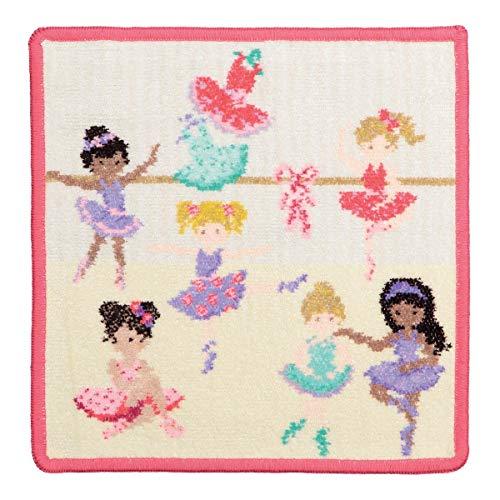 Feiler Handtücher Ballerina pink Seiftuch 25x25 cm