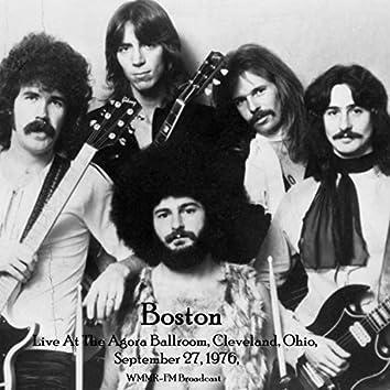 Live At The Agora Ballroom, Cleveland, Ohio, September 27th 1976, WMMR-FM Broadcast