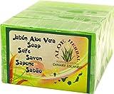 Aloe Herbal Aloe Vera Seife 125gr x 4