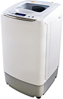 Panda Small Compact Portable Washing Machine Fully Automatic 6.6lbs PAN30SW