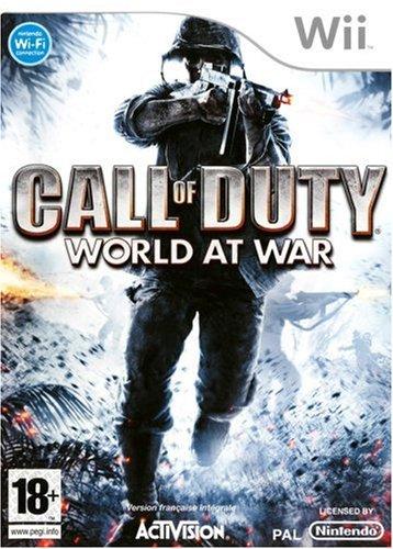 Call of Duty 5 : World at War [Nintendo Wii] [Importado de Francia]