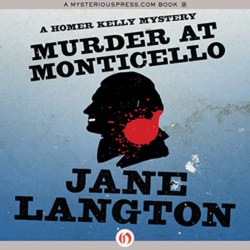 Murder at Monticello cover art
