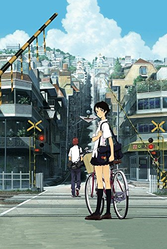 JIONK® The Girl Who Leapt Through Time Movie Poster 24X36'' (24X36-1)