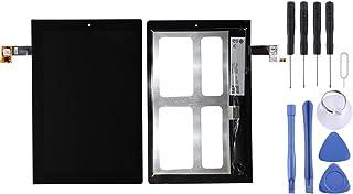 レノボ修理&スペアパーツ用 Lenovo Yoga Tablet 2/1051 / 1051F(黒)用LCDディスプレイ+タッチスクリーンデジタイザーアセンブリの交換