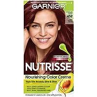 Garnier Nutrisse 452 Dark Red Brown (並行輸入品)
