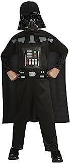 Star Wars - Disfraz de Darth Vader para nino, Talla M