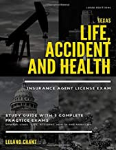 Download (2020 Edition) Texas Life, Accident and Health Insurance Agent License Exam Study Guide with 3 Complete Practice Exams: General Lines – Life, Accident, Health and Annuities PDF