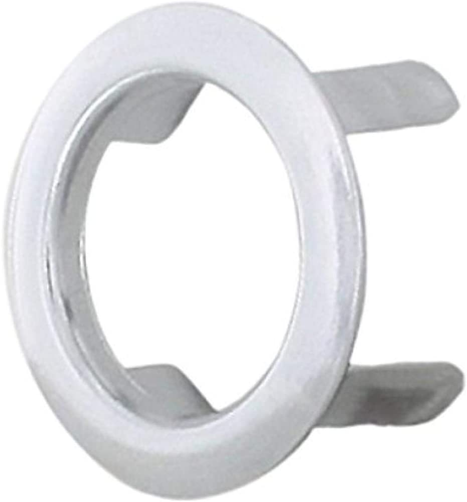 United Pacific Max 62% OFF Chrome Ring w Long Dot Lens For Tabs Glass Ranking TOP16