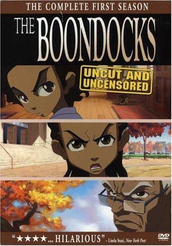 Boondocks: Complete First Season (3pc) (Ws Sub) [DVD] [Region 1] [US Import] [NTSC]