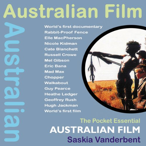 Australian Film audiobook cover art