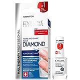 Eveline Cosmetics Nail Therapy Diamond Hard and Shiny Nails