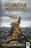 El destructor del Amazonas (Novelas)