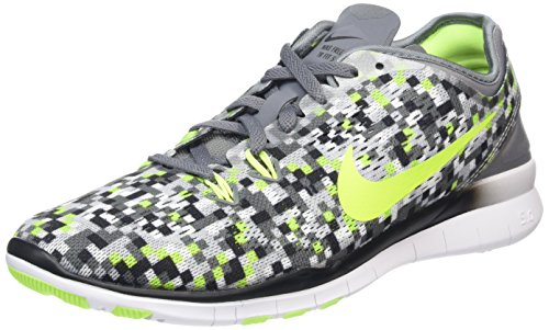 Nike Free 5.0 TR Fit 5 Printed Womens Running Shoe