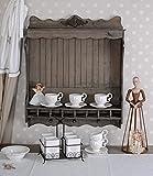 PALAZZO INT RUSTIKALES Regal WANDBOARD Vintage Cottage Stil Shabby