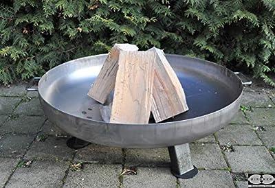 BM Fire bowl, diameter 60 cm, made of sheet steel. from BM