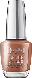 OPI Infinite Shine Long Wear Lacquer, Endless Sun-ner, Brown Long Lasting Nail Polish, Malibu '21 Collection, 15ml