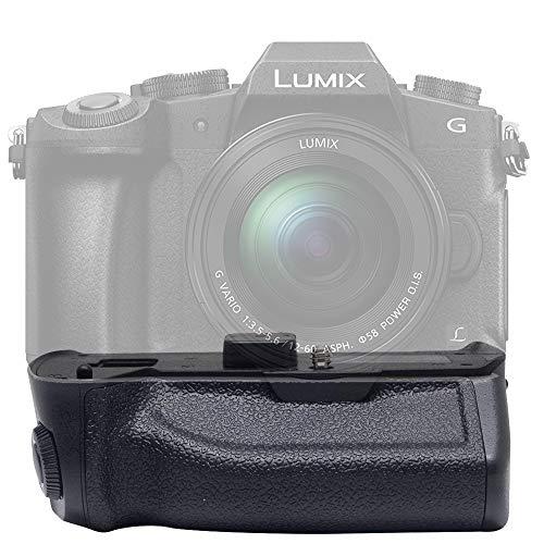 Mcoplus MCO-G80/85 Vertical Battery Grip as DMW-BGG1 Replacement Fit Panasonic Lumix DMC-G80 DMC-G85 G80 G85 Camera