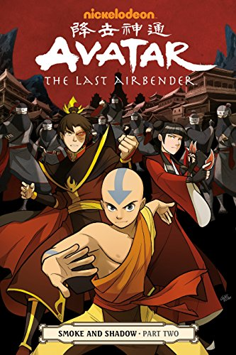 Avatar: The Last Airbender - Smoke and Shadow Part 2 (English Edition)