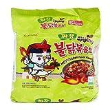 Samyang Spicy Instant Ramen (Black Bean Roasted Chicken (5 pack))