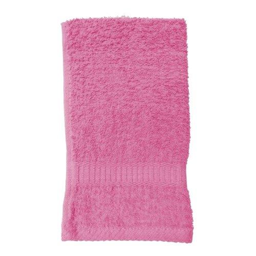 Serviette de toilette 50x90cm 500gr/m2 100% Coton LILLY ROSE - Collection TODAY IDHOUSSE