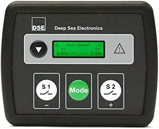 DSE330 Auto Transfer Switch Control | Monitors Voltage/Frequency of AC Supply from 2 Different Sources | 12/24 Volt | DSE0...