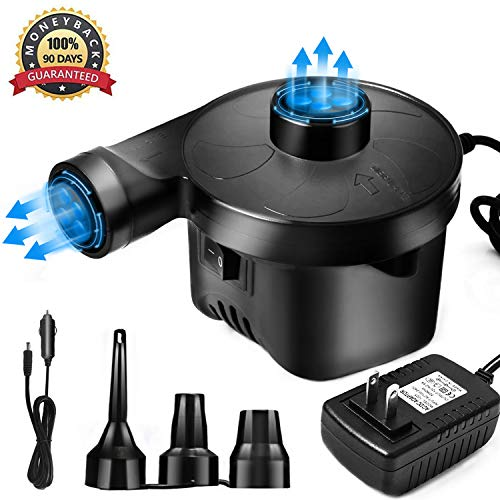 OKPOW Electric Air Pump for Inflatables 110V...