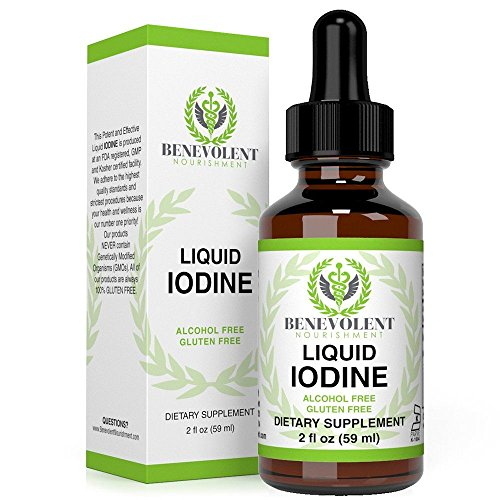 Liquid Iodine – 2 oz.