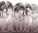 【Amazon.co.jp限定】JEALOUSYS [初回限定盤] [CD + ステッカー] (Amazon.co.jp限定特典 : デカジャケ 付)