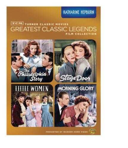 TCM Greatest Classic Legends Film Collection: Katharine Hepburn (The Philadelphia Story / Stage Door / Little Women / Morning Glory)