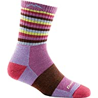 Side Profile View for Women's Darn Tough Vermont Women's Merino Wool Micro Crew Cushion Socks