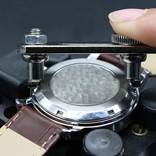Hahuha Öffner, Zwei Fuß Uhrengehäuse Back Opener Wrench Remover Tool Reparieren von Zubehör, Andere