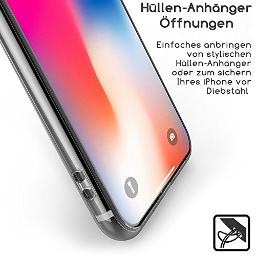 Girlscases® | iPhone XR Hülle | Im Fee Motiv Muster - 8