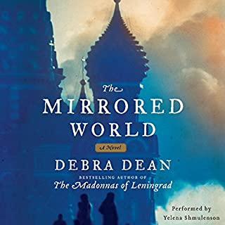 The Mirrored World audiobook cover art