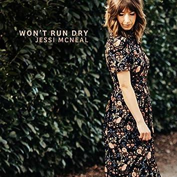 Won't Run Dry