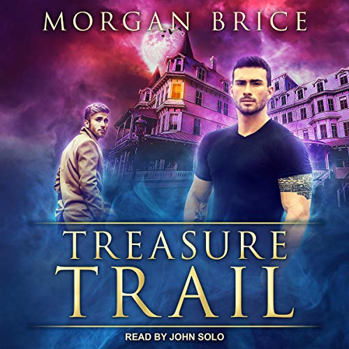 Treasure Trail Audiobook By Morgan Brice cover art