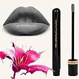 24 Colores Profesional Mate Pintalabios de Maquillaje Larga Duracion para Niñas por ESAILQ E