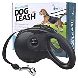PetTech <span class='highlight'><span class='highlight'>Dog</span></span> <span class='highlight'><span class='highlight'>Lead</span></span> <span class='highlight'>Retractable</span> <span class='highlight'><span class='highlight'>Dog</span></span> Leash, <span class='highlight'>16</span><span class='highlight'>FT</span> Super Strong Leash, Comfort Durable Grip, Tangle-Free Feeder, Safe for <span class='highlight'><span class='highlight'>Dog</span></span>s 15-115lbs!