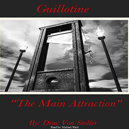 Guillotine audiobook cover art