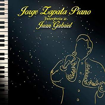 Jorge Zapata en Piano Interpreta a Juan Gabriel