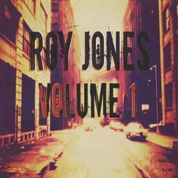 Roy Jones, Vol. I